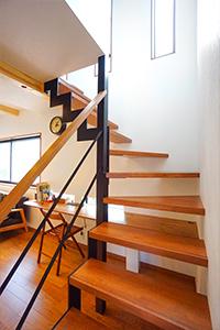 お気に入りの階段