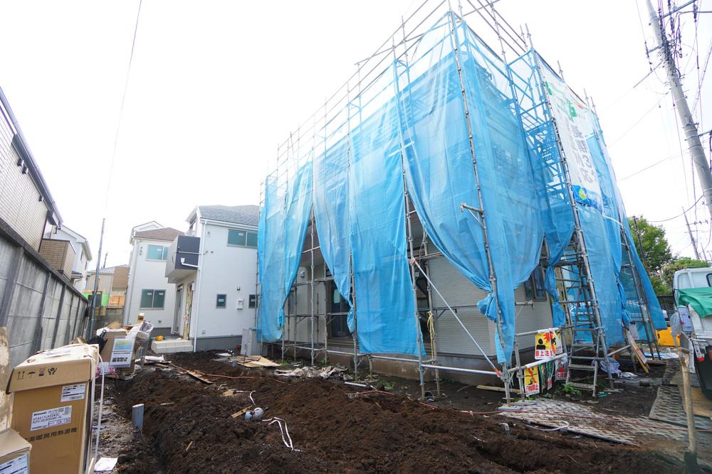杉並区善福寺2丁目の新築戸建~土地36坪ついた新築戸建てが5000